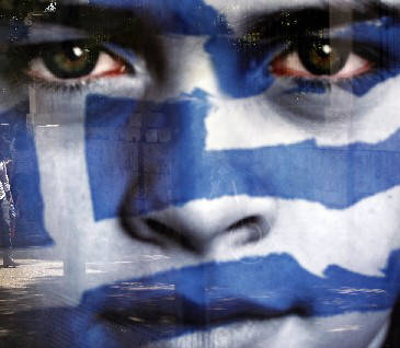 there is a way for greece to avoid the coming apocalypse: get out of the euro, the EU and NATO at once and enter into an alliance with russia. if greece waits too long, it will crash.