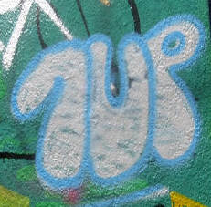 1UP graffiti crew berlin in zurich