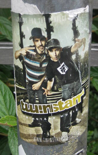 TWINSTARR music swiss rap