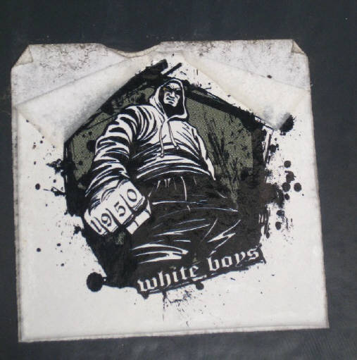 white boys 1950 sticker zurich switzerland