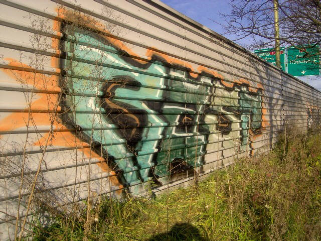 RAST graffiti z�rich