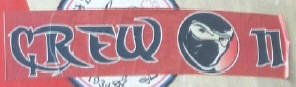 crew 11 kleber sticker