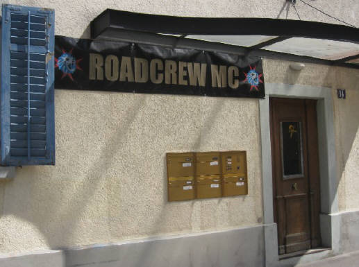 Roadcrew Motorcycle Club Zürich