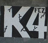 K4 FCZ FC Zürchi Fans Sticker Gallery Hall of Fame Fussballfans