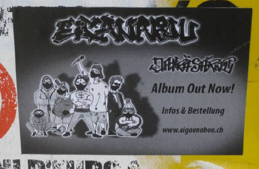 EIGAENABOU. das neue album. album out now.
