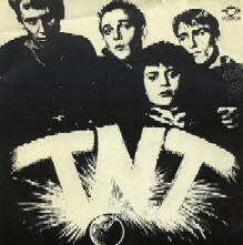 TNT VINYL SINGLE ZUERI BRÄNNT, erschienen 1979 bei voxpop switzerland