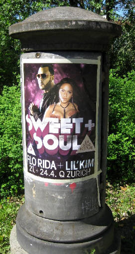 sweet and soul, florida and lil' kim concert in zurich switzerland april 21 and 24, 2011 q zurich